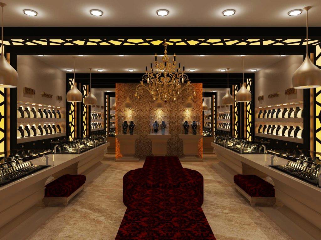 Jewellery Shop Interior Design Ideas
