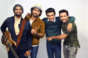Indian boy band SANAM to appear live at Emperors Palace.