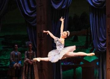Lindsay Turkel as Princess Florine in Sleeping Beauty