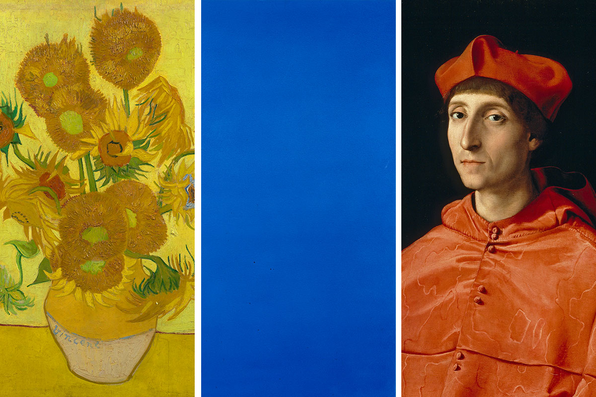 A Brief History Of Color In Art