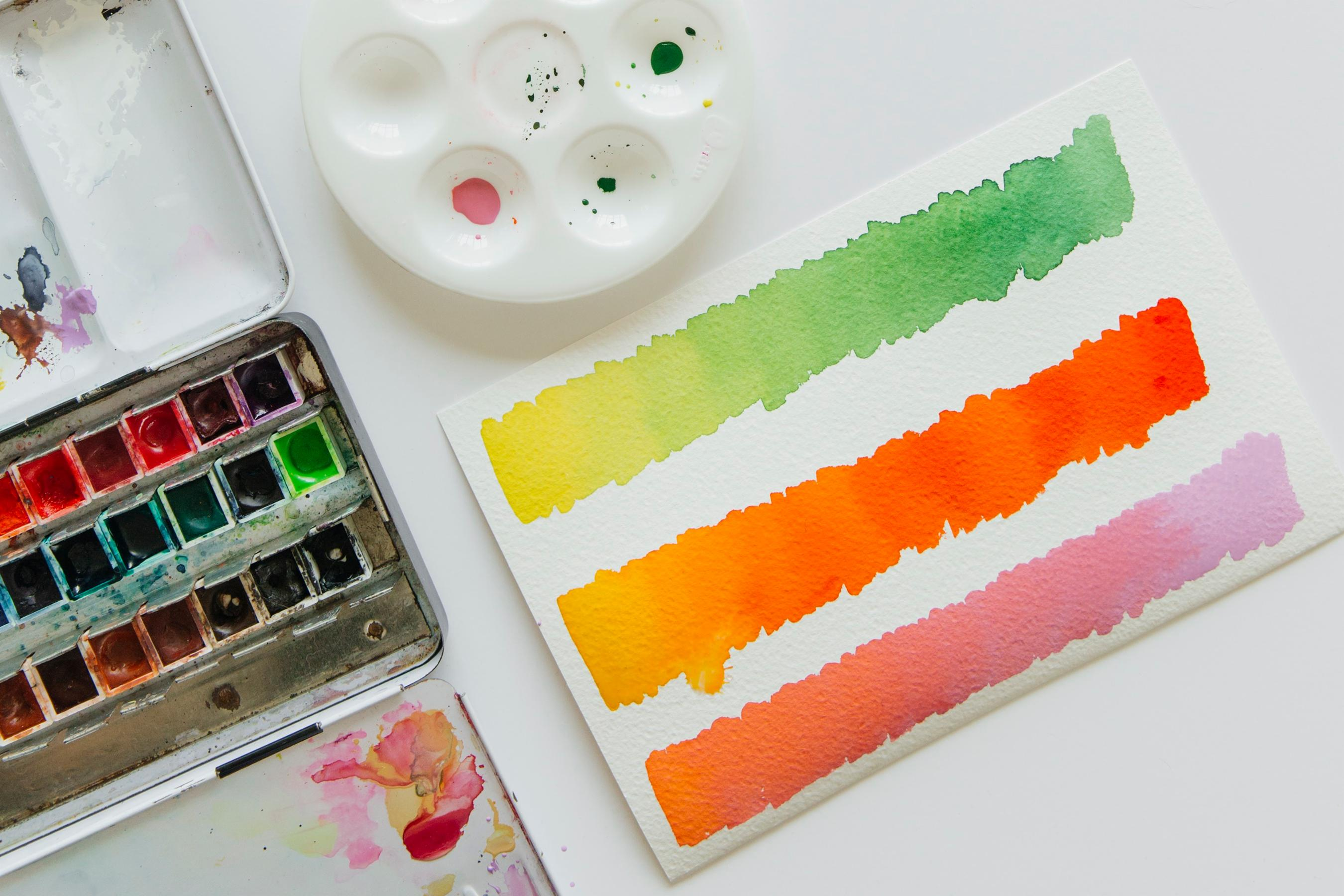 5 Basic Watercolor Techniques For Beginners Artsy