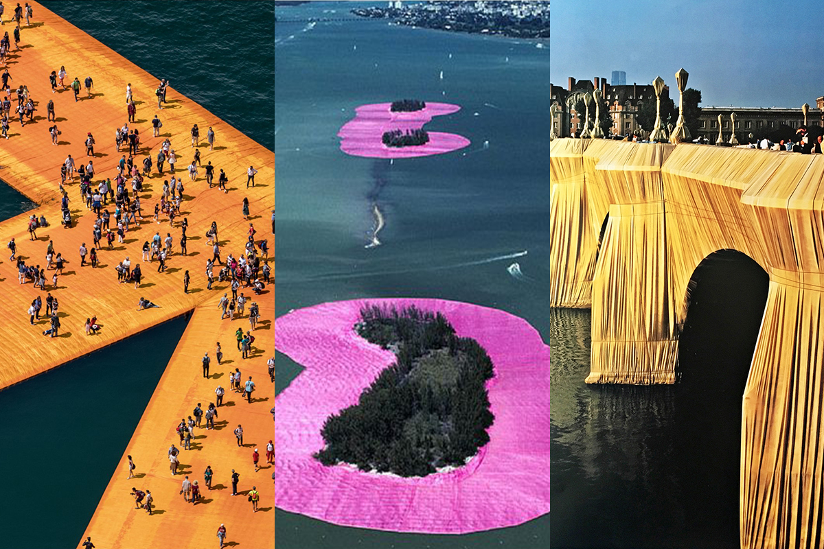 Understanding Christo And Jeanne Claude Through 6 Pivotal Artworks Artsy