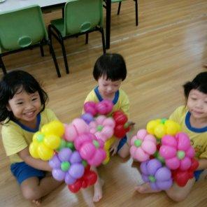 , Balloon Sculpting service (Singapore), Singapore Balloon Decoration Services - Balloon Workshop and Balloon Sculpting