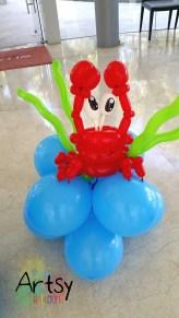 , Balloon Columns, Singapore Balloon Decoration Services - Balloon Workshop and Balloon Sculpting