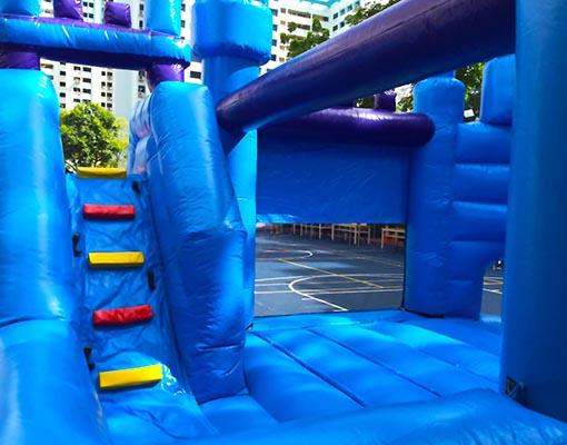 , Bouncy Castle (Medium), Singapore Balloon Decoration Services - Balloon Workshop and Balloon Sculpting