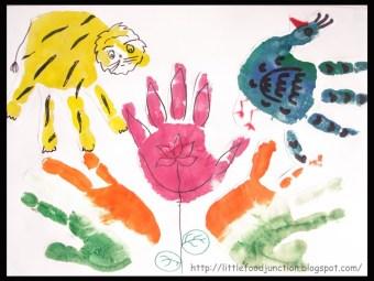 India Republic day Crafts
