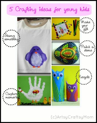 5 Craft ideas for Young Kids – Women's Web