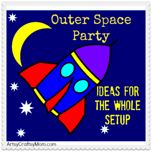 Best 20 Rainbow Party Games Ideas On Pinterest: 20 Fabulous Outer Space Birthday Party Ideas For Kids