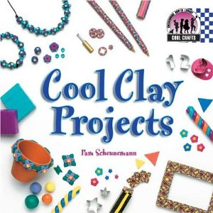 cool clay projects books