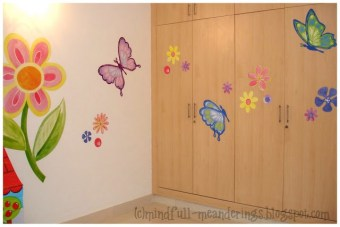 Lil p 's room featured at Colours Dekor