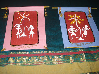 Some more Warli