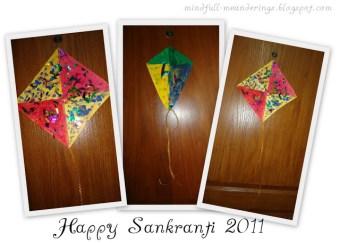 Happy Sankranti / Pongal / Lohri