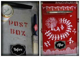 Letter Box – From drab to fab