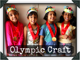 Craft Class 7 – Olympic Fever