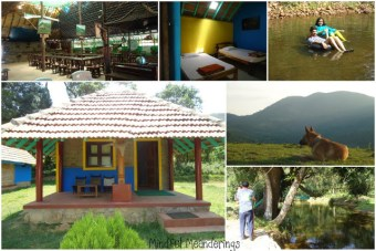 Rotti kallu Jenukallu - Sakleshpur resorts