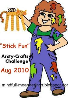 Artsy-Craftsy-August-2010 -Stick Fun