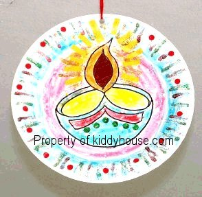 Diwali craft ideas for the kids