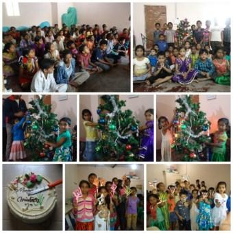 Christmas at Anand Vidyalaya
