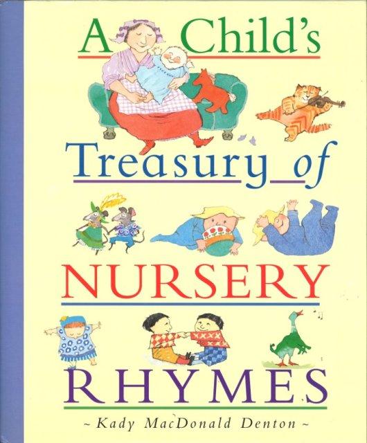childs-treasury-of-nursery-rhymes