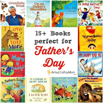 15+ Books for Father's day