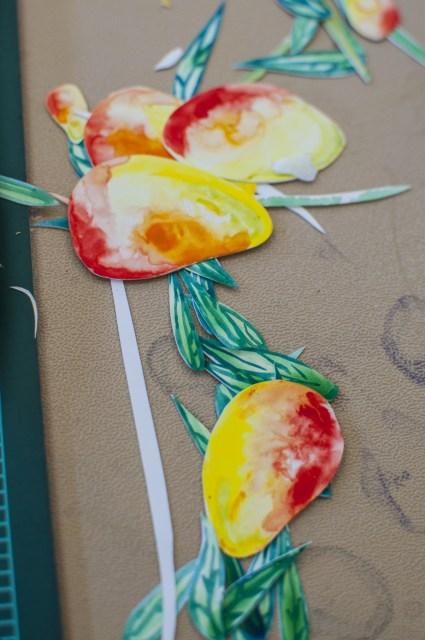 mango-bunting