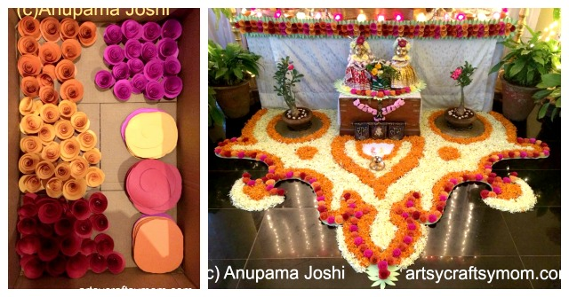 21 Navratri Dussehra Activities and Crafts to get your child involved in the festivities- crafts, puppets and activities that are both fun and educational.