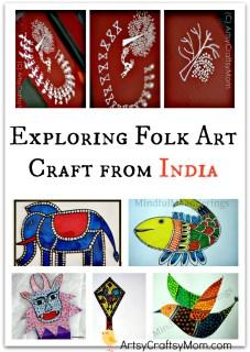 Exploring Folk Art Craft from India