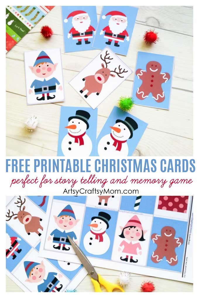 It's just an image of Free Printable Photo Christmas Cards pertaining to diy