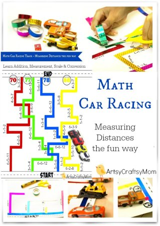 Uploaded ToMath Car Racing Track - Measuring Distances the fun way