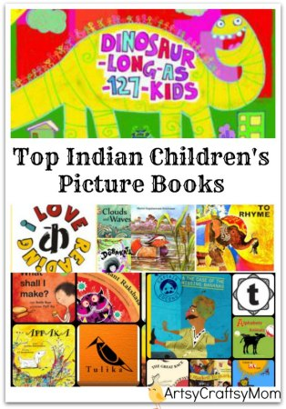 Top Indian Children's Picture Books