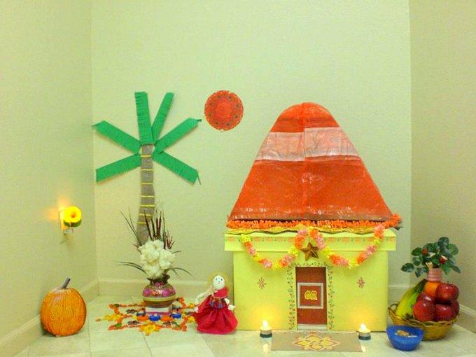 Craft Ideas For Makar Sankranti