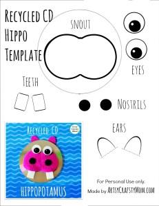 CD-Hippo-printable