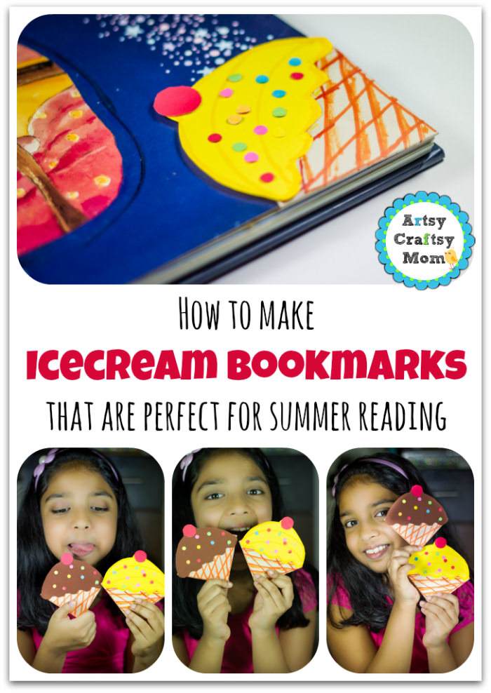 Icecream-Bookmarks-perfect-for-summer