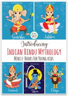 Introducing Indian Hindu Mythology for kids