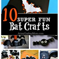 Top 10 Easy Halloween Bat Crafts for Kids