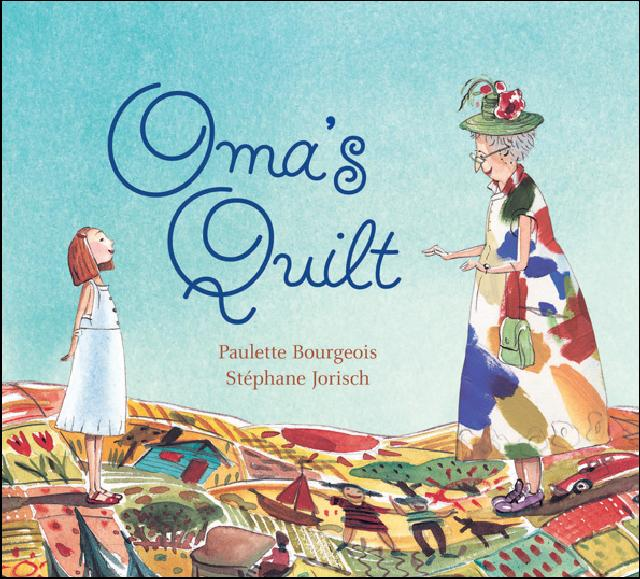 oma_s_quilt - Pick up one of these 5 Picture Books for Grandparents Day to read with your grand kids + Fun activities & Free printable I love Grandpa / Grandma letter