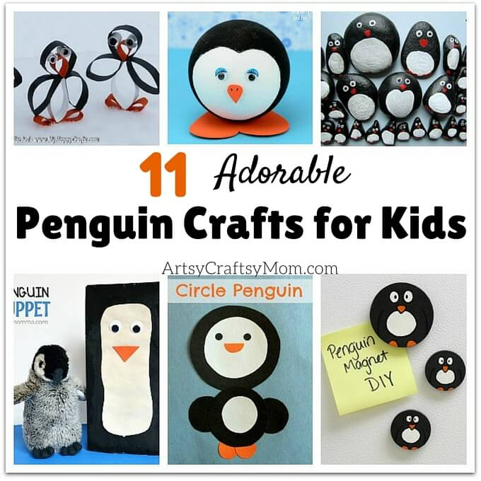 Who Doesnt Love Penguins These Adorable Birds Are Quite Popular Among Children