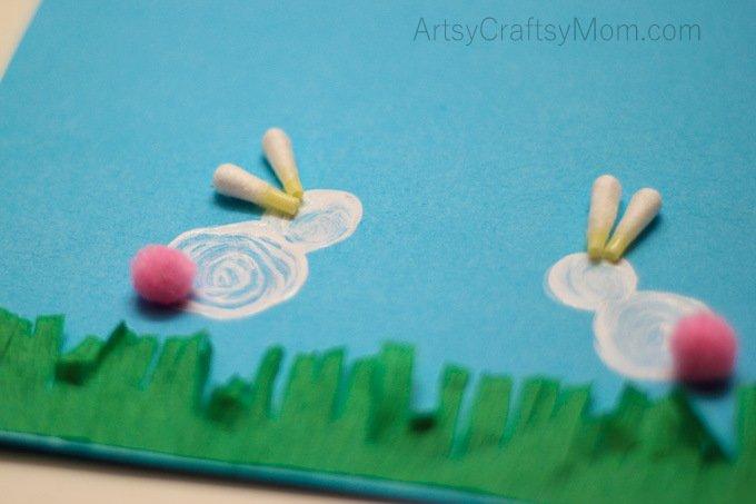 Easter Bunny Qtip artwork7