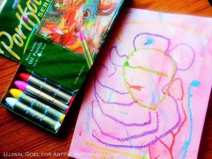 Easy Watercolor Bookmarks7