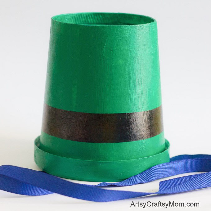 St Patrick's Day Mini Top Hat6