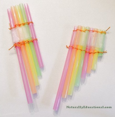15 Cool Things To Make With Drinking Straws