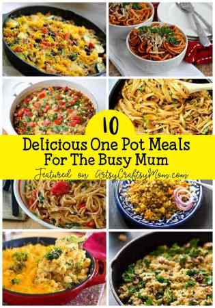 10 Super Delicious One Pot Recipes for Busy Moms