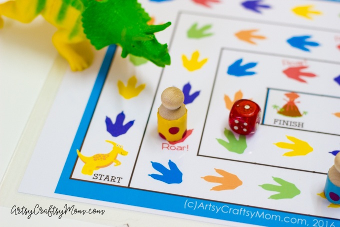 You child is sure to love this Printable Dinosaur Addition Game! Includes 48 editable addition cards & examples to use it to practice Common Core Math Sums.