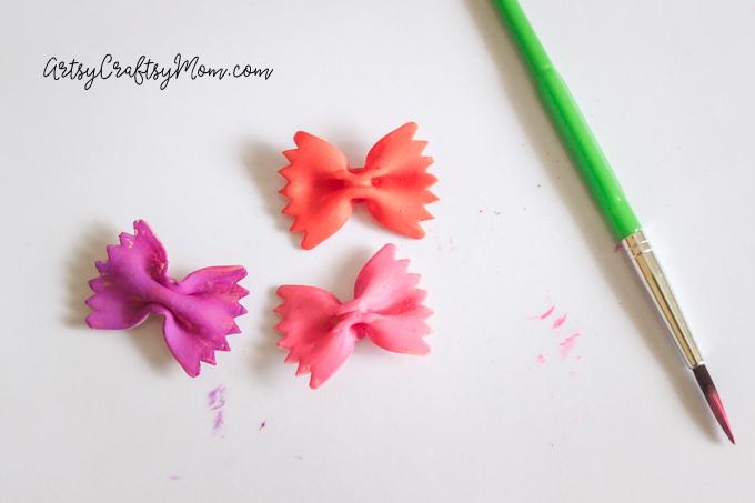 Hello Kitty Craft - Pasta Bookmarks-2