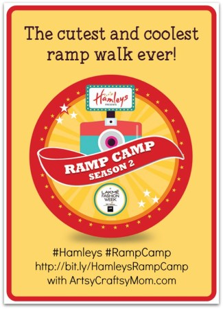 HAMLEYS RAMP CAMP – Sign up for Stardom
