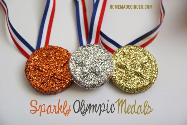Get your kids interested and involved in the upcoming Rio Olympics with these 11 Simple and Fun Olympic crafts for kids to make!