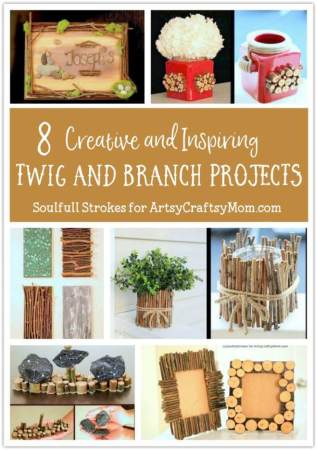 8 Creative and Inspiring Twigs and Branches DIY Projects