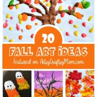 20 Fall Art Ideas You'll Fall In Love With