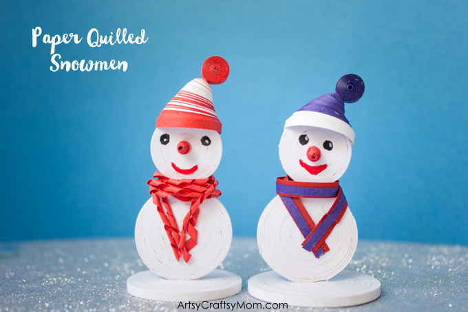 paper-quilled-snowmen-craft-for-kids-2