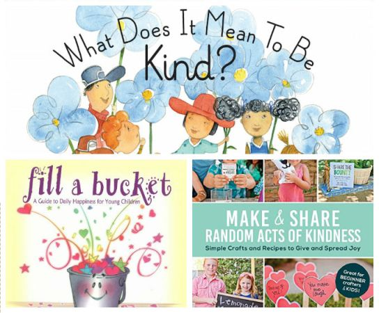 Celebrate World Kindness Day with these 13 Kindness Activities for Kids - simple and random activities of compassion and love for everyone!